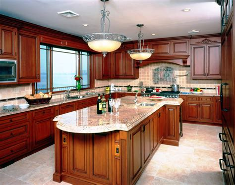 cherry kitchen cabinets kitchen kitchen color ideas with cherry cabinets 109