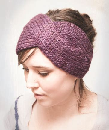 knitting patterns for headbands look different with knit headband pattern the knit box