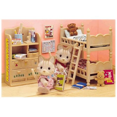 sylvanian families bedroom furniture childrens bedroom furniture from sylvanian families wwsm