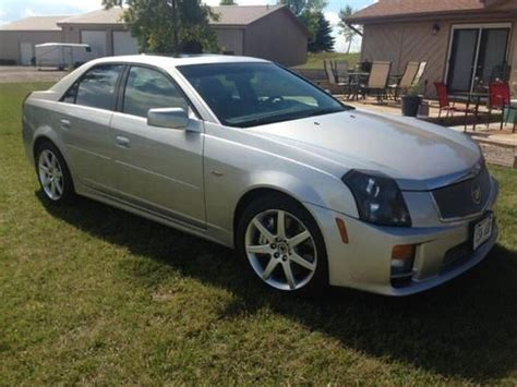 Cadillac Sports Sedan by Buy Used 2005 Cts V Cadillac Sports Sedan Ls6 W 6 Speed
