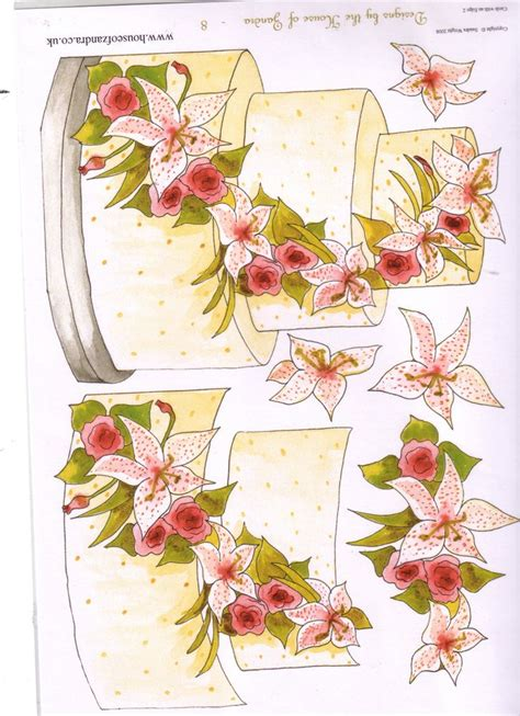 free 3d decoupage sheets printables 149 best 3d wedding images on wedding cards