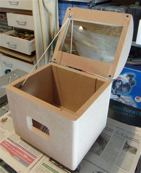 fabrication d un coffre en bois cadeau de mariage magicmanu