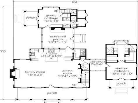southern living floor plans southern living floor plans with guest houses southern energy homes floor plans southern living