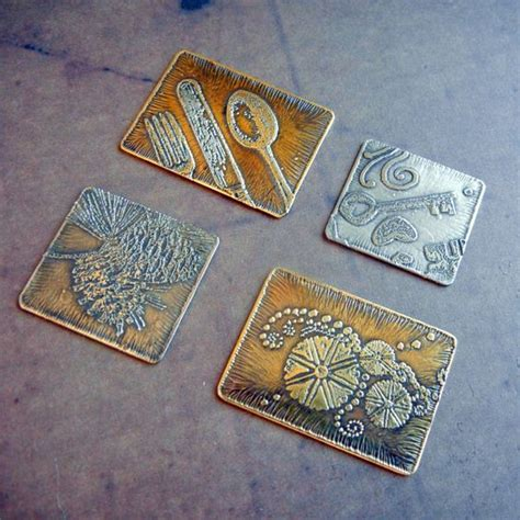 how to make your own metal jewelry diy copper etching tutorial it is easy to etch your own