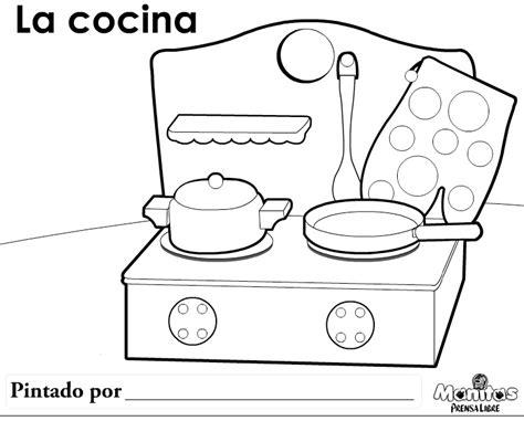juegos de cocina con bebes cocina para pintar