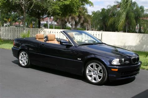 2003 Bmw 325ci Convertible by Seven Stylish Summer Convertibles 10k The