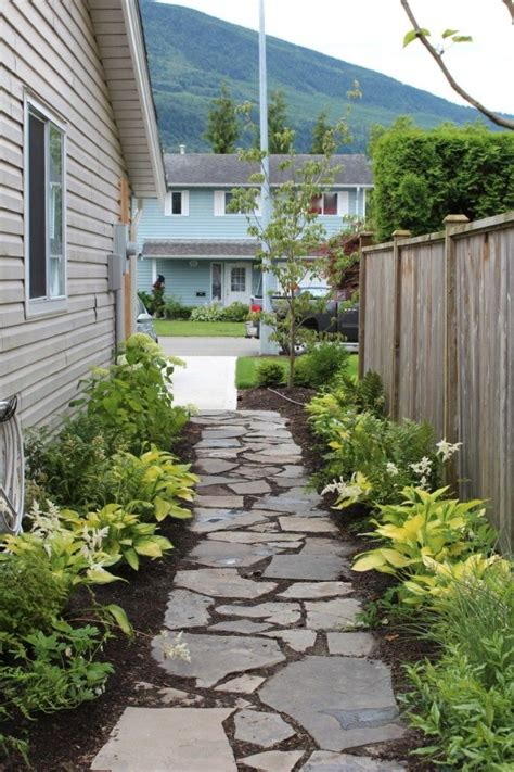 garden ideas for side of house 25 best side yard landscaping ideas on simple
