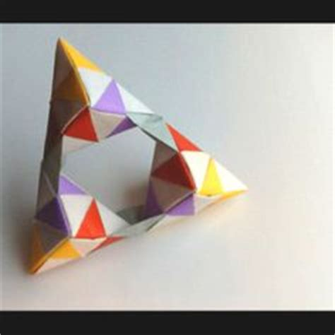 origami with construction paper geometry things you can make on origami