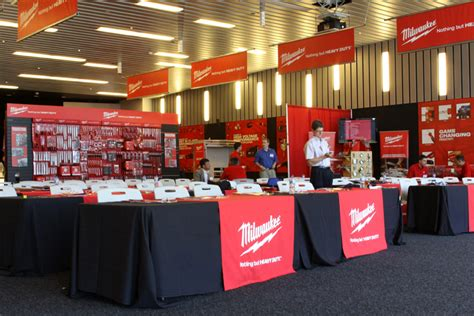 milwaukee woodworking show milwaukee expands trade tool offerings woodworking