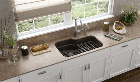undermount granite kitchen sink franke adds color to today s kitchen with newly designed