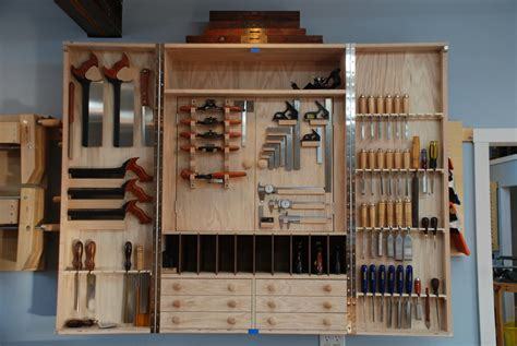 woodworking tool cabinet hanging tool cabinet by woodscrap lumberjocks