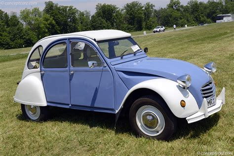 Citroen 2cv Engine by 1964 Citroen 2cv Technical Specifications And Data Engine