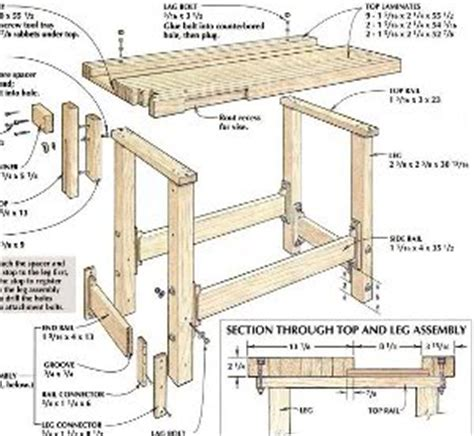 woodworkers bench plans free woodworking free plans woodworking bench plans