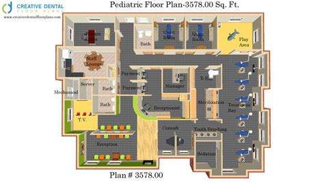 dental clinic floor plan design creative dental floor plans pediatric floor plans