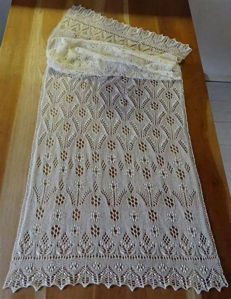 free estonian lace knitting patterns flowers ravelry and free pattern on
