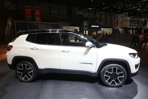 all new compass is our tourer of the new spec jeep compass lands in geneva to challenge