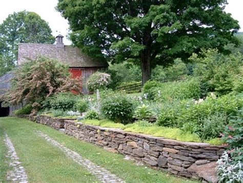 garden wall stones 150 best images about shelburne falls on