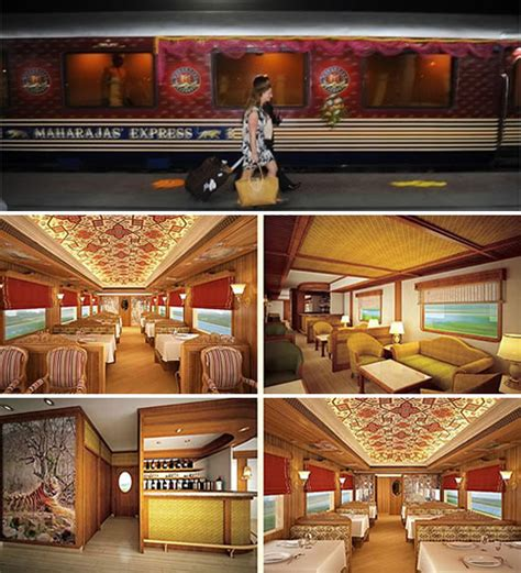 maharajas express maharajas express gems of india tour will roll out on