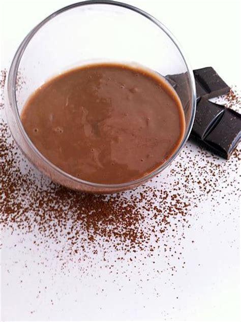 recette de cr 232 me dessert au chocolat au lait par la cuisine de fanie