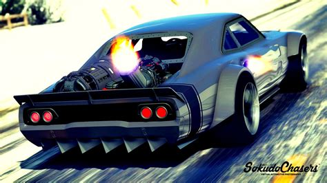 Fast And Furious 8 Car Wallpaper by Dodge Charger Fast Furious 8 Addon Replace Hq Gta5