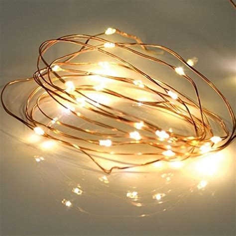 tiny string lights bzone led tiny micro battery string lights copper wire
