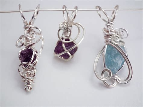 how to make jewelry with wire wrapping techniques 5 secrets to wire wrapping small stones successfully
