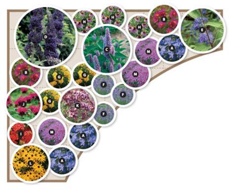 butterfly garden layout butterfly garden design gardens
