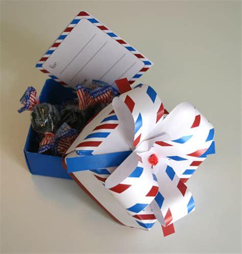 mail origami print cut paste craft 187 archive 187 origami box air