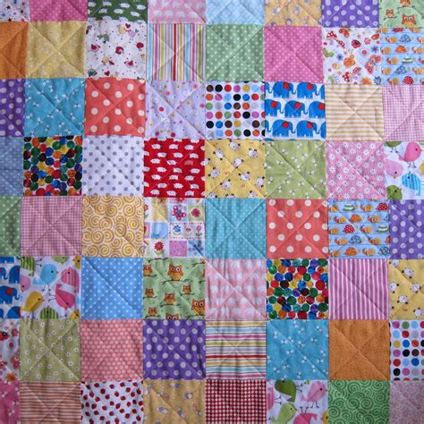 patchwork quilt the pink button tree make a patchwork quilt in a weekend