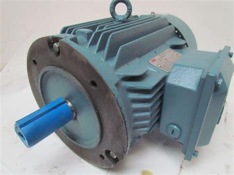 Abb Electric Motor by Abb M2qa100l4a 3gqa Electric Motor 3hp 3ph 1730rpm 240 420