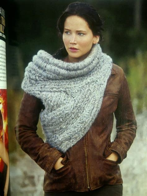 katniss knitted cowl pattern and yarn or yarn and katniss cowl vest