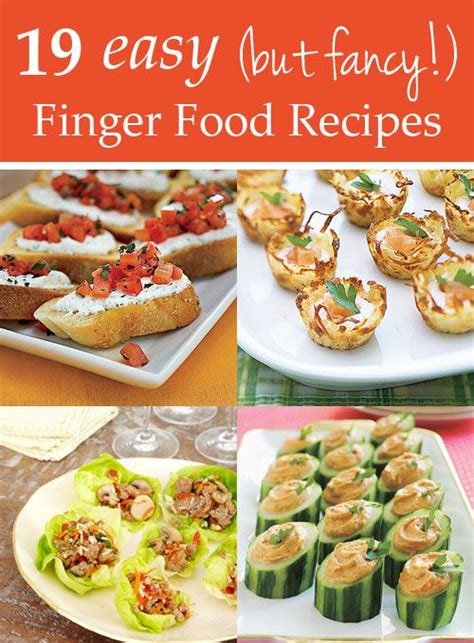 easy food easy but fancy finger foods cherry tomatoes recipes