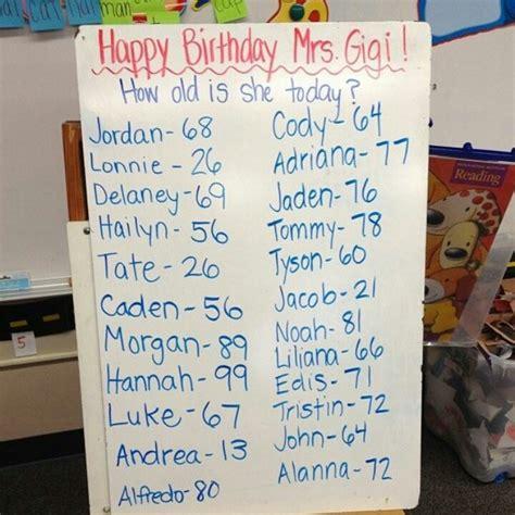 card ideas for teachers best idea for birthday card take a class poll and