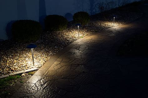 landscape path lighting led path lights durable decorative landscape lighting