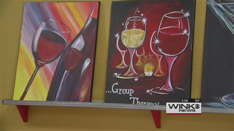 paint with a twist fort myers mix crafts and cocktails at painting with a twist wink