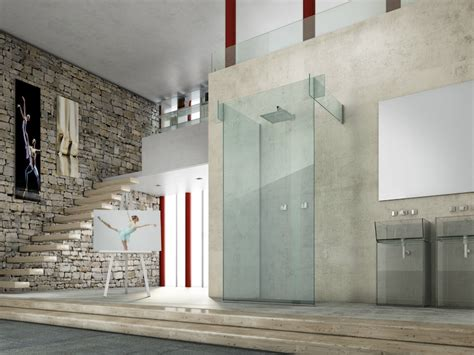 glass bathroom shower enclosures luxury bathrooms 10 amazing modern glass shower enclosure
