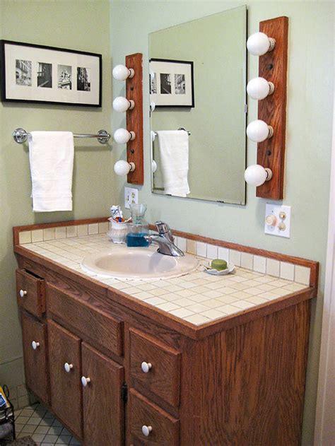 Bathroom Cabinet Makeover Ideas by Bathroom Vanity Makeover Ideas