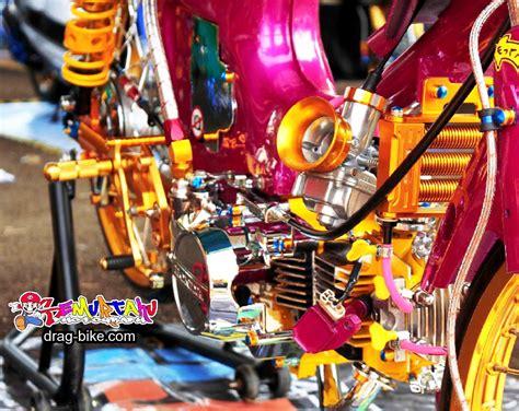 Gambar Motor Keren by 40 Foto Gambar Modifikasi Honda C70 Kontes Airbrush