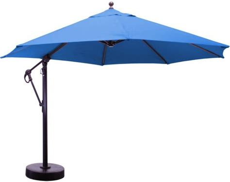 patio cantilever umbrella 11 aluminum cantilever patio umbrella