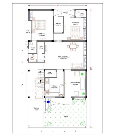 home plan search duplex house plans for 30x60 site search chhaya