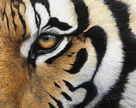 tigers eye tiger eye painting by bilodeau