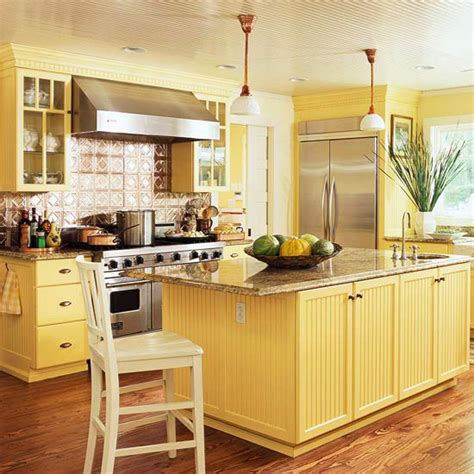 best yellow paint color for kitchen cabinets modern furniture traditional kitchen design ideas 2011