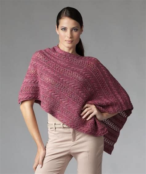 free knit poncho patterns poncho knitting patterns knitting cable and patterns