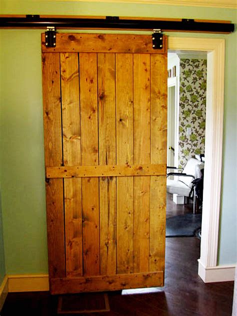 interior barn doors diy tales from a cottage our diy house interior barn door