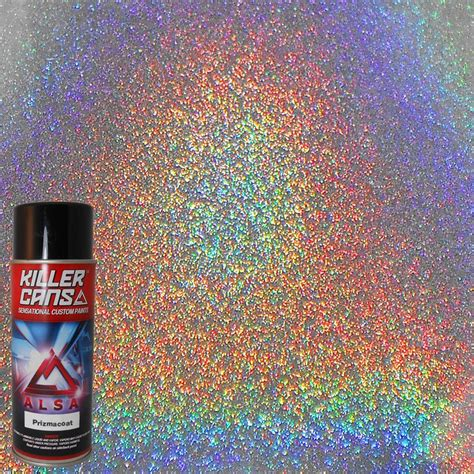 home depot spray paint glitter alsa refinish 12 oz prizmacoat killer cans spray paint kc