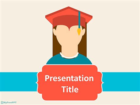 free graduation powerpoint templates themes amp ppt