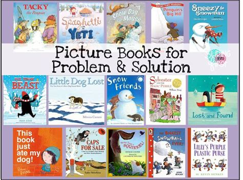 picture books to read best 25 problem and solution ideas on text