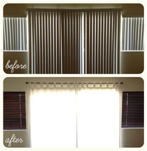 spray painting vertical blinds writing all my wrongs
