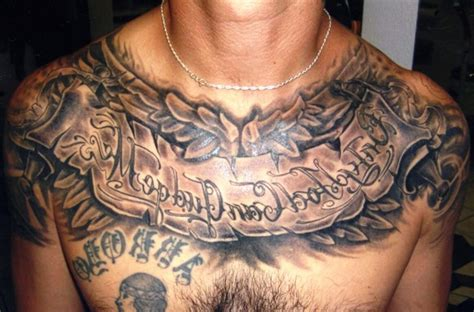 top 10 detailed chest tattoos for men inkedceleb