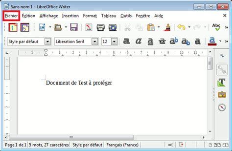 Modification De Fichier Pdf by Prot 233 Ger Un Pdf En Lecture Modification Copie Ou Impression